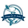 Le domaine de pêche des étangs de St André (logo)